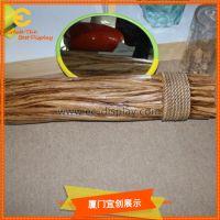 商场美陈道具制作 供应 商场装饰 家具装饰用 仿真树桩道具