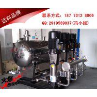 襄樊高速公路收费站变频供水设备系统介绍