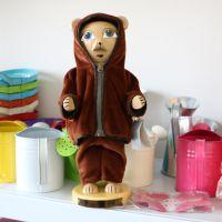 特价库存现货供应实木胡桃人胡桃夹子 道具产品家居饰品实木木偶