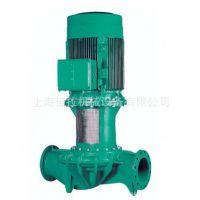 德国威乐管道增压泵IL100/145-1.1/4塑料大棚花坛等农业灌溉专用水泵