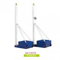 移动式羽毛球柱,不锈钢网球柱,埋地式排球柱厂家/批发/采购/图片