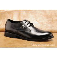 广州真皮鞋厂批发 外贸男鞋 真皮时尚休闲品牌男式皮鞋 男士鞋子