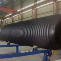 供应江西HDPE缠绕增强管 克拉管