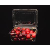 成都吸塑盒包装厂四川添翼塑胶水果盒车厘子包装盒500g,PET