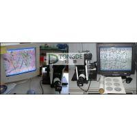 同德牌 三目金相显微镜型号:XJP-6A