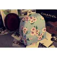 美丽的山茶花爆好看双肩包背包女包帆布包书包学生包