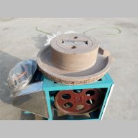 纯天然石磨机 多功能豆浆石磨机 鼎信机械