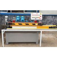 宏大机械全自动小型玻璃磨边机微晶复合机