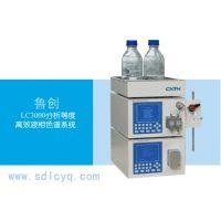 测定葡萄糖化学氧化过程中的6种有机酸液相色谱仪