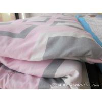 厂家供应残布床品面料供应批发 多色印花布 印花棉布印花布现货