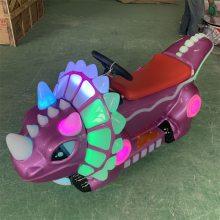 重磅出击新款咪咪碰碰车,室外儿童娱乐UFO旋转单人飞碟碰碰车