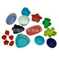 广州厂家直销环保卫生耐高温硅胶蛋糕模具