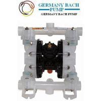 进口塑料气动隔膜泵_德国进口水泵_德国巴赫