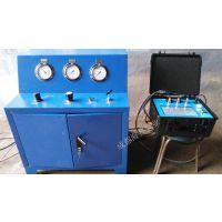 多腔压力容器、反应釜等容器数显压力采集记录设备