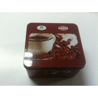 马口铁罐  密封食品包装铁罐订做  出口高档咖啡包装铁罐生产商