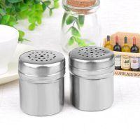 调味罐 调味盒不锈钢调料罐 不锈钢调味瓶