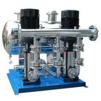 秦安变频恒压供水设备厂家 秦安机电一体化恒压供水装置 高层建筑工地 工厂 RJ-J43
