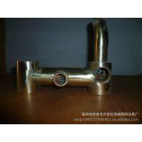 【国顺洁具】 厂家直销 全铜三档龙头半成品 gs-8833 温州水龙头