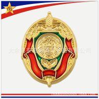 广东球队徽章厂 球队金属徽章厂家 定制金属徽章厂家 可来图来样定做