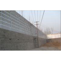 隔音墙声屏障 铝板声屏障