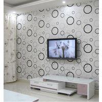 申旺品牌包邮墙纸90CM宽电视背景墙防水自粘墙纸美发店发廊长度50米装修壁纸特价