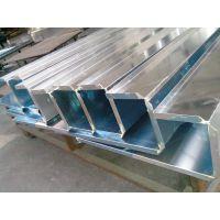 供应凹凸B型铝幕墙长城型铝单板凹凸造型装饰吊顶铝天花材料生产企业