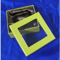 厂家直供饰品盒 开窗饰品盒 纸质饰品盒 手镯盒