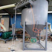 菏泽滑石粉气力输送机 农场大型气力吸粮机 晒场稻谷收粮机