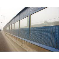 陕西桥梁声屏障,金属吸音声屏障