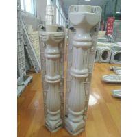 厂家直销河南、山西地区供应郑州天艺70cm流线型花瓶柱及其模具、压线、立柱、