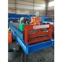 兴益压瓦机械厂供应优质800型卷帘门机械质量好价格优