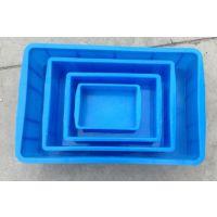 批量供应消毒大型可插式物流箱周转箱 优质物流带盖周转箱