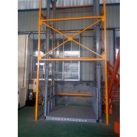青岛厂房货梯定做 室内导轨式升降平台 固定式升降台 维修