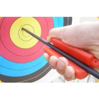 厂家直销 射击用品 射箭配件 射箭系列 彩色硅胶拔箭器