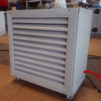 专业生产D40电加热工业暖风机