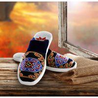 土家织锦拖鞋