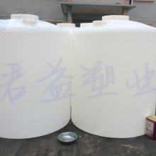 供应君益优质水箱 山东食品级PT-300L塑料水箱