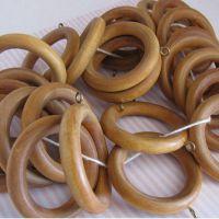 可定做各种尺寸的木环  各种木质材料木环工艺品