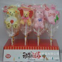 产地货源 35g2D棒棒棉花糖 多种口味 任你选择 20支*4盒/箱