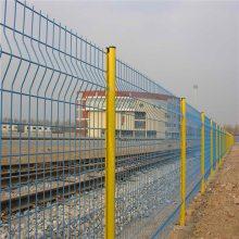 市政护栏网 铁艺围栏 移动护栏网 临时护栏网