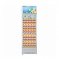 Haier/海尔SC-340JA单门立式展示柜 超市饮料展示柜