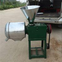 鼎信小型家用小麦面粉机 五谷杂粮粮食磨面机 磨面机厂家