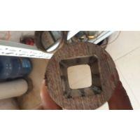 20#大口径异形钢管#¥厚壁外圆内方精密异型钢管厂家15006370822