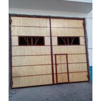 供应安徽厂房钢木大门生产安装制作销售厂家