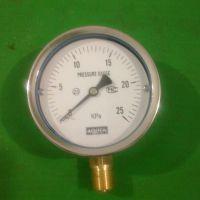 YE100 0-1KPA膜合压力表/微压表/低压表/膜盒压力表/燃气表/千帕