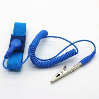 芜湖防静电手环 金属无线绳防静电手环腕带 有线绳带双回路电子静电环手镯 可配测试仪接地线