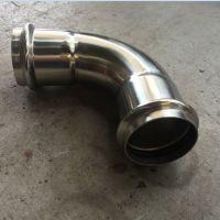 现货冷轧不锈钢304,对焊弯头,304工业不锈钢水管