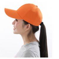 济南订做广告太阳帽 棒球帽印字