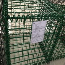 护坡石笼网厂家 护坡六角网报价 涂塑格宾网