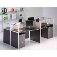 天津订做屏风办公桌,创意屏风办公桌设计,批发办公桌摆放设计,物美价廉